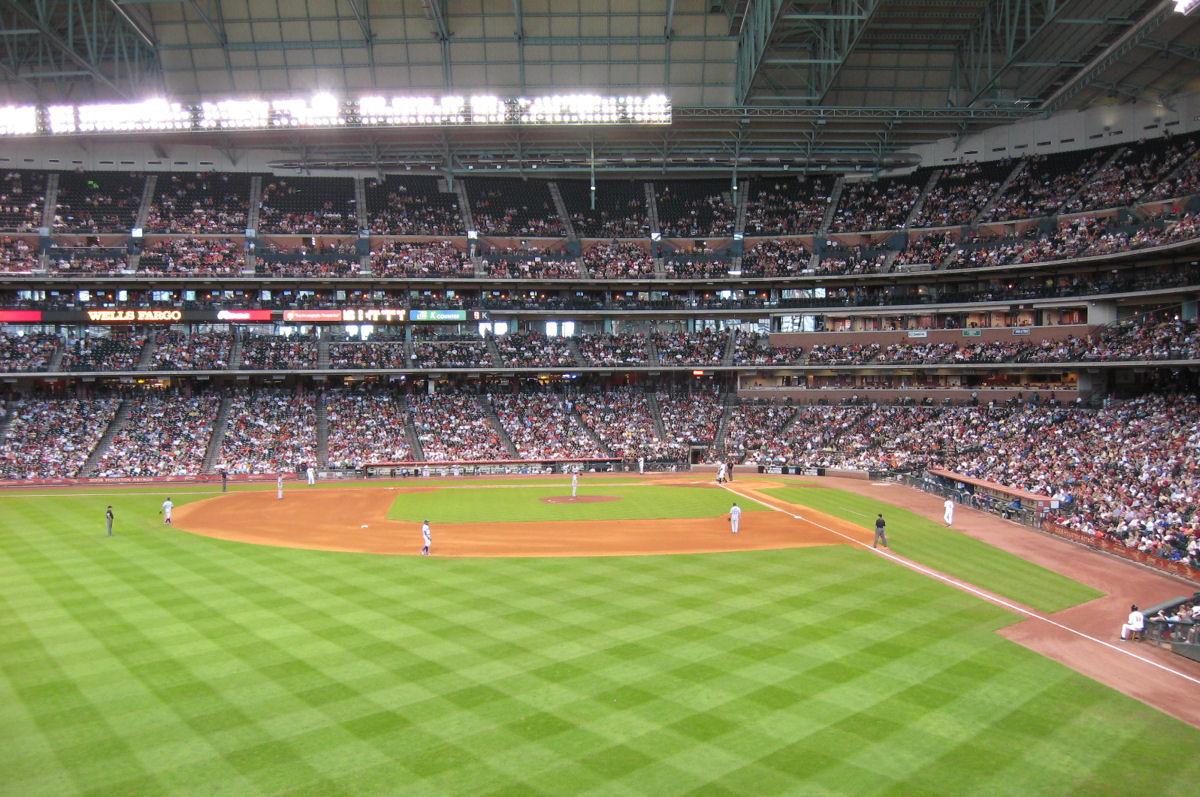 Minute Maid Park Mets Fan In Texas